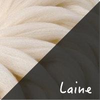 Fibre de laine par Peignage Dumortier