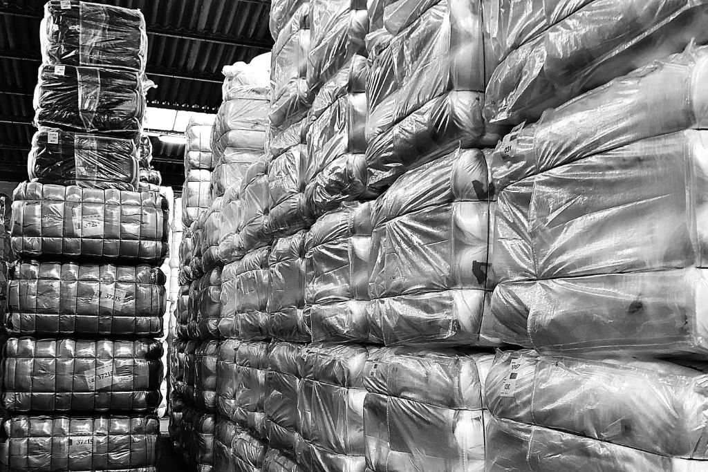 supply chain entrepôt Peignage Dumortier