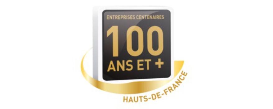 logo entreprise 100 ans et +