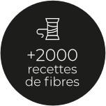2000 recettes de fibres