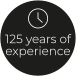 125 years experience