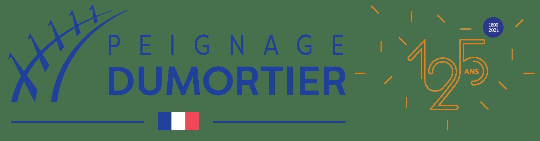 logo Peignage Dumortier depuis 125 ans